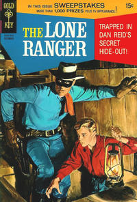 Cover Thumbnail for The Lone Ranger (Western, 1964 series) #16