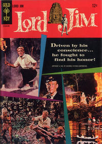 Cover Thumbnail for Lord Jim (Western, 1965 series) #[nn]