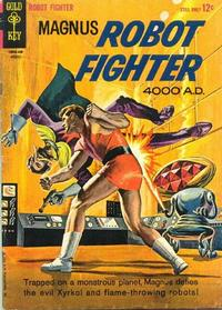 Cover Thumbnail for Magnus, Robot Fighter (Western, 1963 series) #7