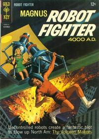 Cover Thumbnail for Magnus, Robot Fighter (Western, 1963 series) #12