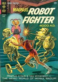 Cover Thumbnail for Magnus, Robot Fighter (Western, 1963 series) #15