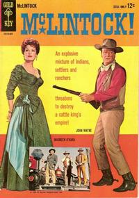 Cover Thumbnail for McLintock (Western, 1964 series)