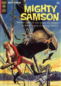 Cover Thumbnail for Mighty Samson (Western, 1964 series) #2
