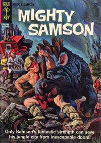Cover Thumbnail for Mighty Samson (Western, 1964 series) #3