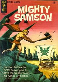 Cover Thumbnail for Mighty Samson (Western, 1964 series) #4