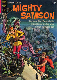 Cover Thumbnail for Mighty Samson (Western, 1964 series) #5