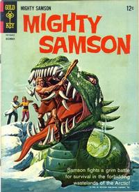 Cover Thumbnail for Mighty Samson (Western, 1964 series) #8