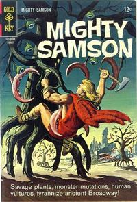 Cover Thumbnail for Mighty Samson (Western, 1964 series) #11