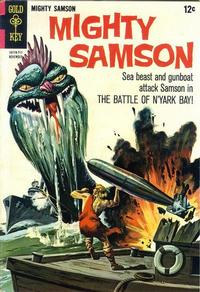 Cover Thumbnail for Mighty Samson (Western, 1964 series) #12