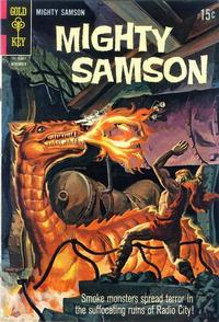 Cover Thumbnail for Mighty Samson (Western, 1964 series) #16