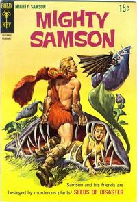 Cover Thumbnail for Mighty Samson (Western, 1964 series) #17