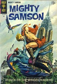 Cover Thumbnail for Mighty Samson (Western, 1964 series) #18