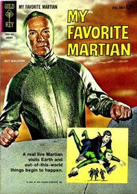 Cover Thumbnail for My Favorite Martian (Western, 1964 series) #1