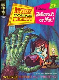 Cover Thumbnail for Mystery Comics Digest (Western, 1972 series) #1