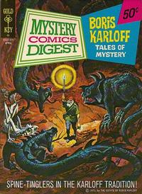 Cover Thumbnail for Mystery Comics Digest (Western, 1972 series) #2