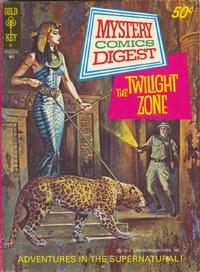 Cover Thumbnail for Mystery Comics Digest (Western, 1972 series) #3
