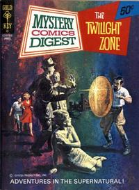 Cover Thumbnail for Mystery Comics Digest (Western, 1972 series) #6
