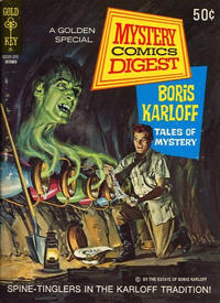 Cover Thumbnail for Mystery Comics Digest (Western, 1972 series) #8