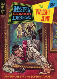 Cover Thumbnail for Mystery Comics Digest (Western, 1972 series) #9
