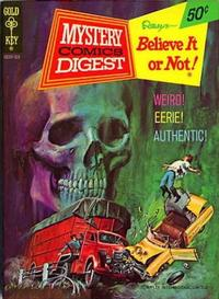 Cover Thumbnail for Mystery Comics Digest (Western, 1972 series) #10