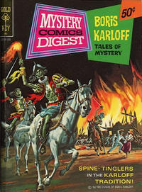 Cover Thumbnail for Mystery Comics Digest (Western, 1972 series) #11