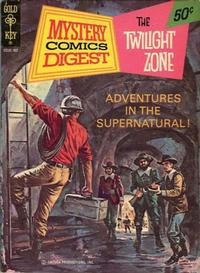 Cover Thumbnail for Mystery Comics Digest (Western, 1972 series) #12