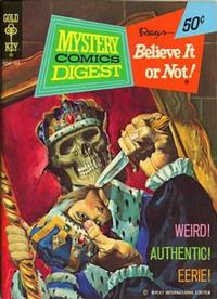 Cover Thumbnail for Mystery Comics Digest (Western, 1972 series) #16