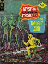 Cover Thumbnail for Mystery Comics Digest (Western, 1972 series) #18