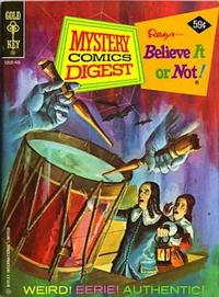 Cover Thumbnail for Mystery Comics Digest (Western, 1972 series) #19