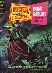Cover Thumbnail for Mystery Comics Digest (Western, 1972 series) #20
