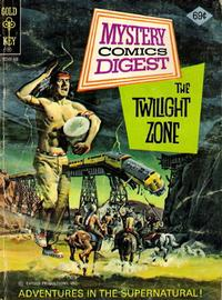 Cover Thumbnail for Mystery Comics Digest (Western, 1972 series) #21