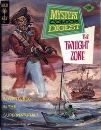 Cover Thumbnail for Mystery Comics Digest (Western, 1972 series) #24
