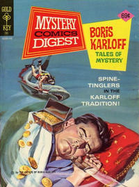 Cover Thumbnail for Mystery Comics Digest (Western, 1972 series) #26