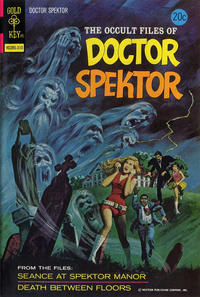 Cover Thumbnail for The Occult Files of Dr. Spektor (Western, 1973 series) #4