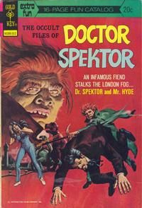 Cover Thumbnail for The Occult Files of Dr. Spektor (Western, 1973 series) #5