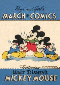 Cover Thumbnail for Boys' and Girls' March of Comics (Western, 1946 series) #8