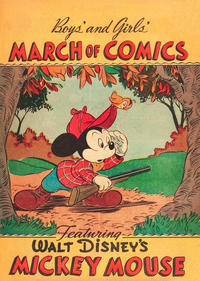 Cover Thumbnail for March of Comics (Western, 1946 series) #27