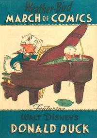 Cover Thumbnail for Boys' and Girls' March of Comics (Western, 1946 series) #41 [Weather-Bird Variant]