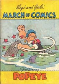 Cover Thumbnail for Boys' and Girls' March of Comics (Western, 1946 series) #52