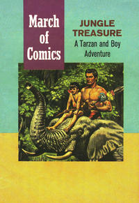 Cover Thumbnail for Boys' and Girls' March of Comics (Western, 1946 series) #223