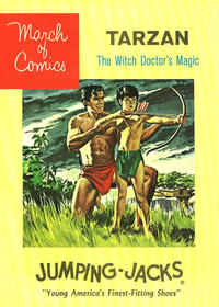 Cover Thumbnail for March of Comics (Western, 1946 series) #240