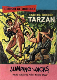 Cover Thumbnail for March of Comics (Western, 1946 series) #332