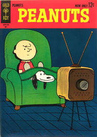 Cover Thumbnail for Peanuts (Western, 1963 series) #1