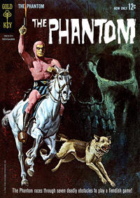 Cover Thumbnail for The Phantom (Western, 1962 series) #1