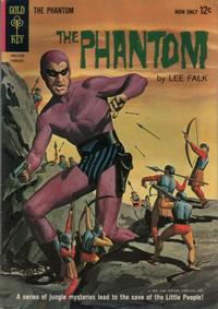Cover Thumbnail for The Phantom (Western, 1962 series) #2