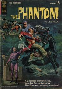 Cover Thumbnail for The Phantom (Western, 1962 series) #3