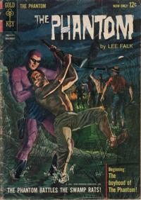 Cover Thumbnail for The Phantom (Western, 1962 series) #5