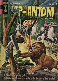 Cover Thumbnail for The Phantom (Western, 1962 series) #6