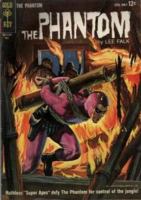 Cover Thumbnail for The Phantom (Western, 1962 series) #7