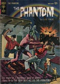 Cover Thumbnail for The Phantom (Western, 1962 series) #8